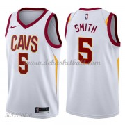 Basketball Trikot Kinder Cleveland Cavaliers 2018 J.R. Smith 5# Home Swingman..