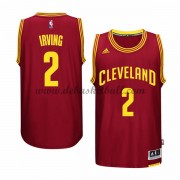 Cleveland Cavaliers Basketball Trikots 2015-16 Kyrie Irving 2# Road Trikot Swingman