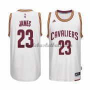 Cleveland Cavaliers Basketball Trikots 2015-16 LeBron James 23# Home Trikot Swingman..