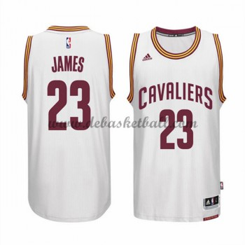 Herren Cleveland Cavaliers NBA 2015-16 LeBron James 23# Home Basketball Swingman Trikot