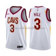 Cleveland Cavaliers Basketball Trikots 2018 George Hill 3# Home Trikot Swingman..