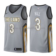 Cleveland Cavaliers Basketball Trikots 2018 George Hill 3# City Swingman..