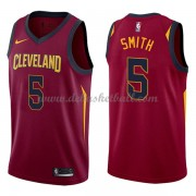 Cleveland Cavaliers Basketball Trikots 2018 J.R. Smith 5# Road Trikot Swingman..