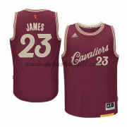 Herren Cleveland Cavaliers 2015 LeBron James 23# NBA Christmas Wars Basketball Swingman Trikot..