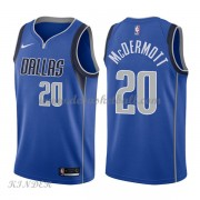 Basketball Trikot Kinder Dallas Mavericks 2018 Doug McDermott 20# Road Swingman..