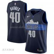 Basketball Trikot Kinder Dallas Mavericks 2018 Harrison Barnes 40# Alternate Swingman..