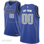Basketball Trikot Kinder Dallas Mavericks 2018 Road Swingman..