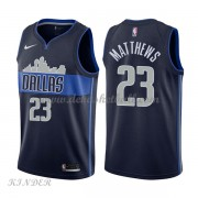 Basketball Trikot Kinder Dallas Mavericks 2018 Wesley Matthews 23# Alternate Swingman..