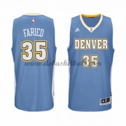 Denver Nuggets Basketball Trikots 2015-16 Kenneth Faried 35# Road Trikot Swingman..