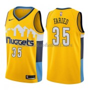 Denver Nuggets Basketball Trikots 2018 Kenneth Faried 35# Alternate Trikot Swingman..
