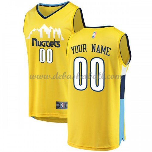 huge discount a1163 7425c Denver Nuggets Basketball Trikots 2018 Alternate Trikot Swingman
