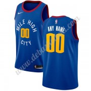 Denver Nuggets Basketball Trikots NBA 2019-20 Blau Statement Edition Swingman..