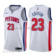 Basketball Trikot Kinder Detroit Pistons 2018 Blake Griffin 23# Home Swingman..
