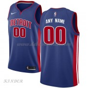 Basketball Trikot Kinder Detroit Pistons 2018 Road Swingman..