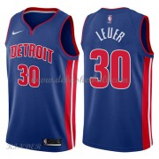 Basketball Trikot Kinder Detroit Pistons 2018 Jon Leuer 30# Road Swingman..