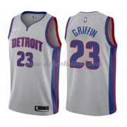 Detroit Pistons Basketball Trikots 2018 Blake Griffin 23# Alternate Trikot Swingman..