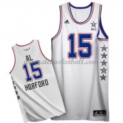 East All Star Game Basketball Trikots 2015 Al Horford 15# NBA Swingman..