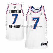 East All Star Game Basketball Trikots 2015 Carmelo Anthony 7# NBA Swingman..