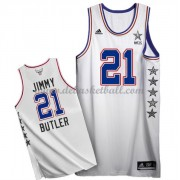 East All Star Game Basketball Trikots 2015 Jimmy Butler 21# NBA Swingman