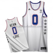 East All Star Game Basketball Trikots 2015 Kevin Love 0# NBA Swingman..