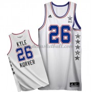 East All Star Game Basketball Trikots 2015 Kyle Korver 26# NBA Swingman..