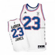 Herren East All Star Game 2015 LeBron James 23# NBA Basketball Swingman Trikot..