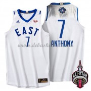 East All Star Game Basketball Trikots 2016 Carmelo Anthony 7# NBA Swingman..