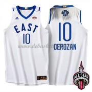 East All Star Game Basketball Trikots 2016 Demar Derozan 10# NBA Swingman..