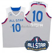 East All Star Game Basketball Trikots 2017 Demar Derozan 10# NBA Swingman..