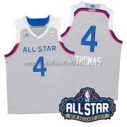 East All Star Game Basketball Trikots 2017 Isaiah Thomas 4# NBA Swingman..