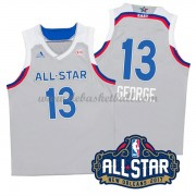 East All Star Game Basketball Trikots 2017 Paul George 13# NBA Swingman..