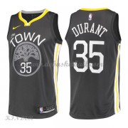 Basketball Trikot Kinder Golden State Warriors 2018 Kevin Durant 35# Alternate Swingman..