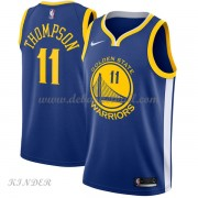 Basketball Trikot Kinder Golden State Warriors 2018 Klay Thompson 11# Road Swingman..
