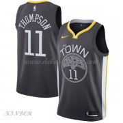 Basketball Trikot Kinder Golden State Warriors 2018 Klay Thompson 11# Alternate Swingman..