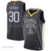 Basketball Trikot Kinder Golden State Warriors 2018 Stephen Curry 30# Alternate Swingman..