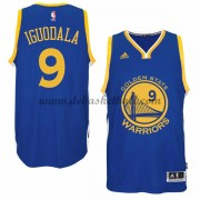 Golden State Warriors Basketball Trikots 2015-16 Andre Iguodala 9# Road Trikot Swingman