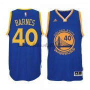 Golden State Warriors Basketball Trikots 2015-16 Harrison Barnes 40# Road Trikot Swingman