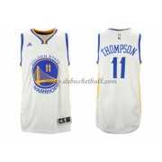 Herren Golden State Warriors NBA 2015-16 Klay Thompson 11# Home Basketball Swingman Trikot..
