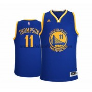 Golden State Warriors Basketball Trikots 2015-16 Klay Thompson 11# Road Trikot Swingman