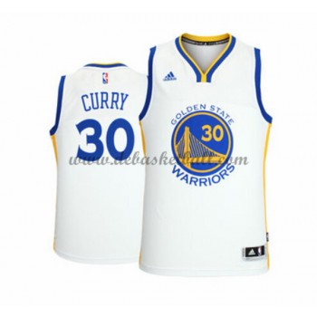 Herren Golden State Warriors NBA 2015-16 Stephen Curry 30# Home Basketball Swingman Trikot