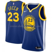 Golden State Warriors Basketball Trikots 2018 Draymond Green 23# Road Trikot Swingman..