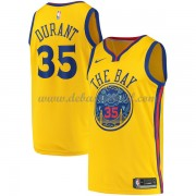 Golden State Warriors Basketball Trikots 2018 Kevin Durant 35# City Swingman..
