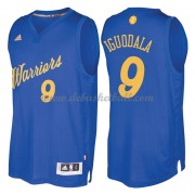 Golden State Warriors Trikot 2016 Andre Iguodala 9# NBA Weihnachten Trikot Swingman..