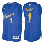 Golden State Warriors Trikot 2016 Javale Mcgee 1# NBA Weihnachten Trikot Swingman..