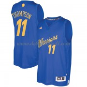 Golden State Warriors Trikot 2016 Klay Thompson 11# NBA Weihnachten Trikot Swingman..