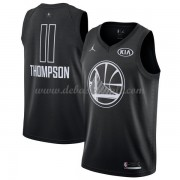 Golden State Warriors Basketball Trikots Klay Thompson 11# Black 2018 All Star Game Swingman..