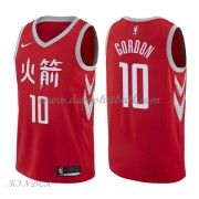 Basketball Trikot Kinder Houston Rockets 2018 Eric Gordon 10# City Swingman..