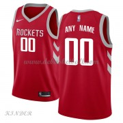Basketball Trikot Kinder Houston Rockets 2018 Road Swingman..