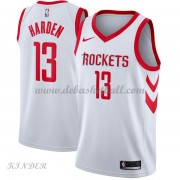Basketball Trikot Kinder Houston Rockets 2018 James Harden 13# Home Swingman..