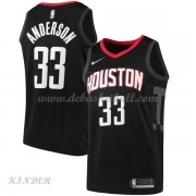 Basketball Trikot Kinder Houston Rockets 2018 Ryan Anderson 33# Alternate Swingman..